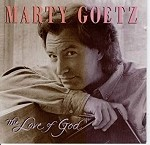 The Love of God CD by Marty Goetz